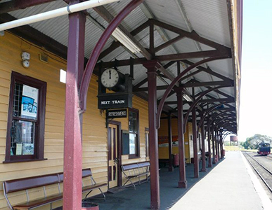 Queenscliff Railway Station 2