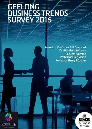 business trends survey
