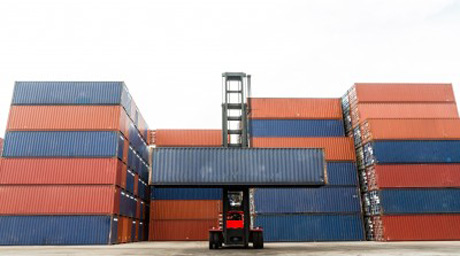cargo containers 460