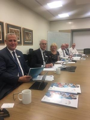 Canberra CEOs delegation edited