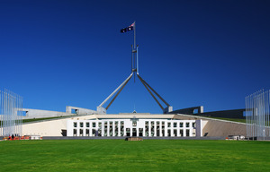 Canberra Parl House