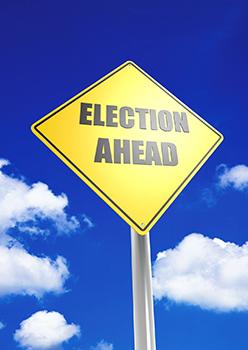 Election ahead