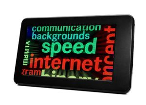 Internet speed image