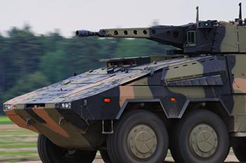 Rheinmetall's Land 400 bid