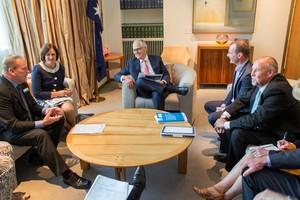 G21-Canberra delegation