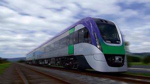 VLine train 2