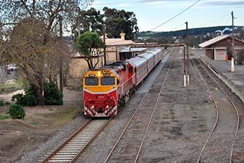 Regional Rails
