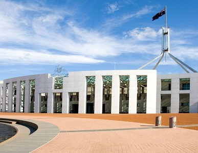 Parl House day pic - 387x300
