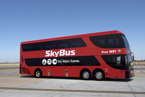 Avalon Airport SkyBus - Acknowedge Avalon for pic